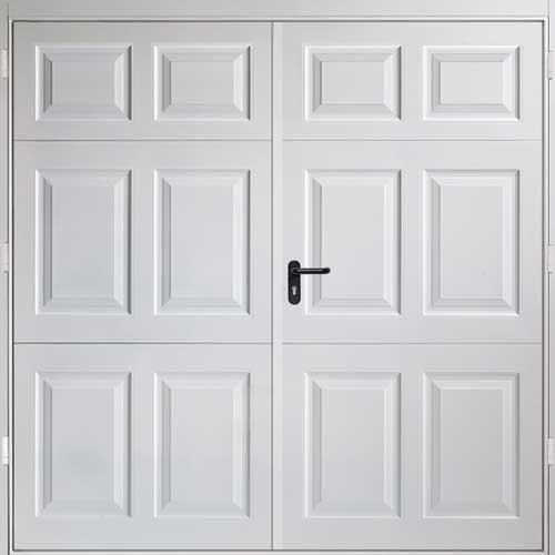 Side Hung Garage Door